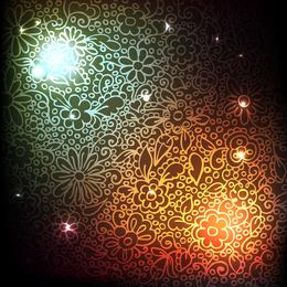 Glare Background Pattern 3