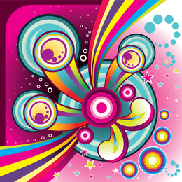 Free Wonderful Colorful