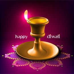 Diwali hermoso fondo 4