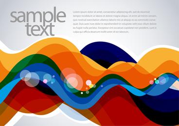 Colorful Illustration Background 3