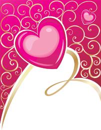 Valentine Day Heartshaped 2