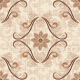Retro Muster Hintergrund 22