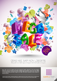 Mega sale colorful balloons