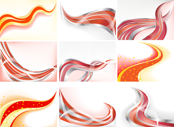 Cool Wavy Dynamic Lines