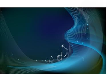 Vektor musikalische Anmerkungen