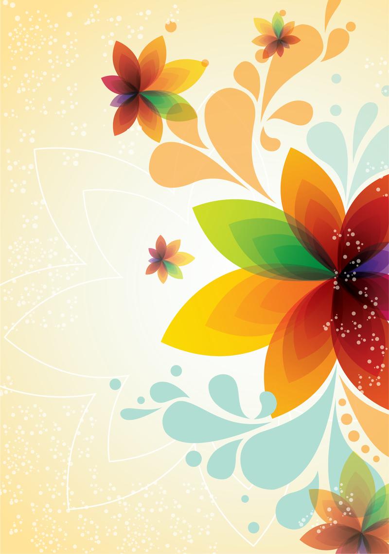 Spring Flower Background 2