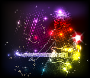 Colorful Lights Background 4