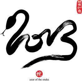 Malen Sie Schlange 2013