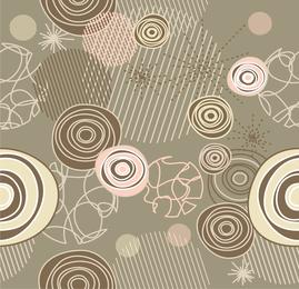 Retro Pattern Background 24
