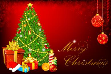 Beautiful Christmas Background 47