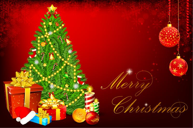 Beautiful Christmas Background Images.Beautiful Christmas Background 47 Vector Download