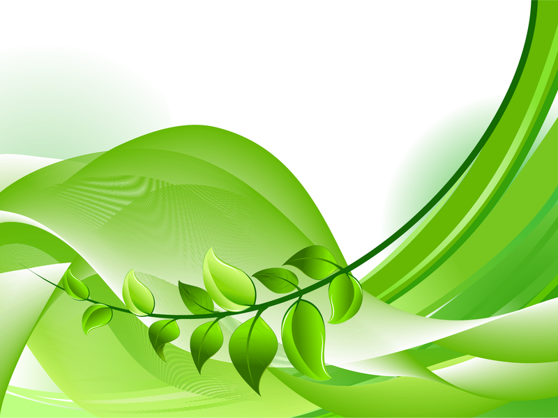 Green Background Vector 3 - Vector download