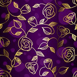 Patrón de tela preciosa 3
