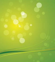 Dream Green Background