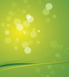 Fundo verde sonho