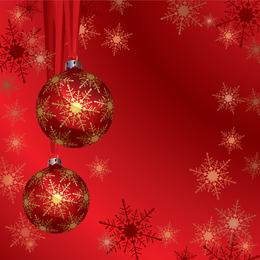 Wunderschöne helle Weihnachten