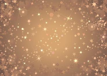 Vector de fondo estrella 4