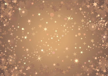 Vetor de fundo estrela 4