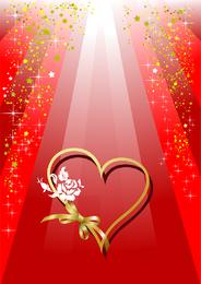 Día de San Valentín en forma de corazón 3