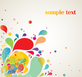 Cool Colorful Vector 3