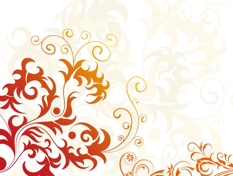 Download Vector Floral Artistic Background Vectorpicker