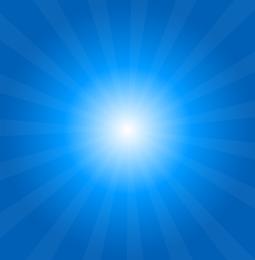 Sonnenstrahlen Vektor
