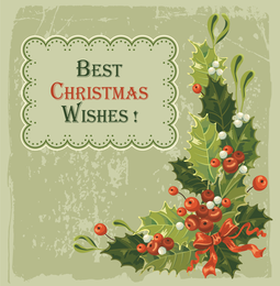 Beautiful Christmas Background 50