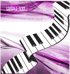 Gorgeous Piano Key 4