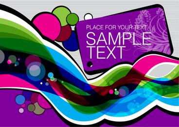 Colorful Illustration Background 4