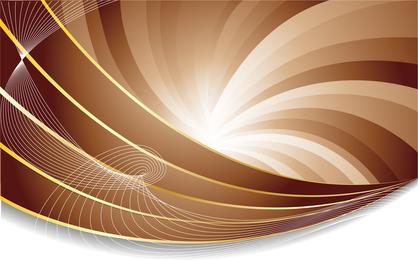 Brown Dynamic Lines 4