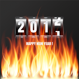 2012 fire background