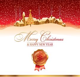 Beautiful Christmas Background 58