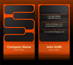 Simple Business Card 3