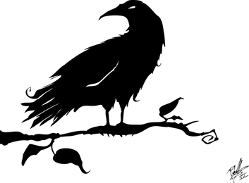 Vogel-Silhouetten-Bundle