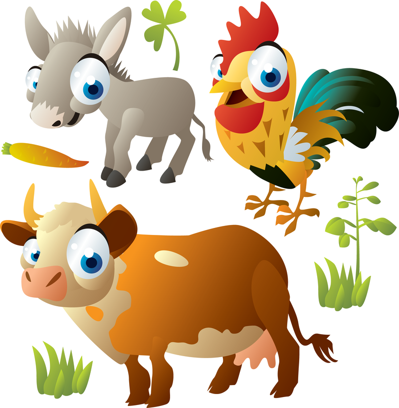 Cute cartoon animal vector download cute cartoon animal download large image 800x818px license image user voltagebd Gallery