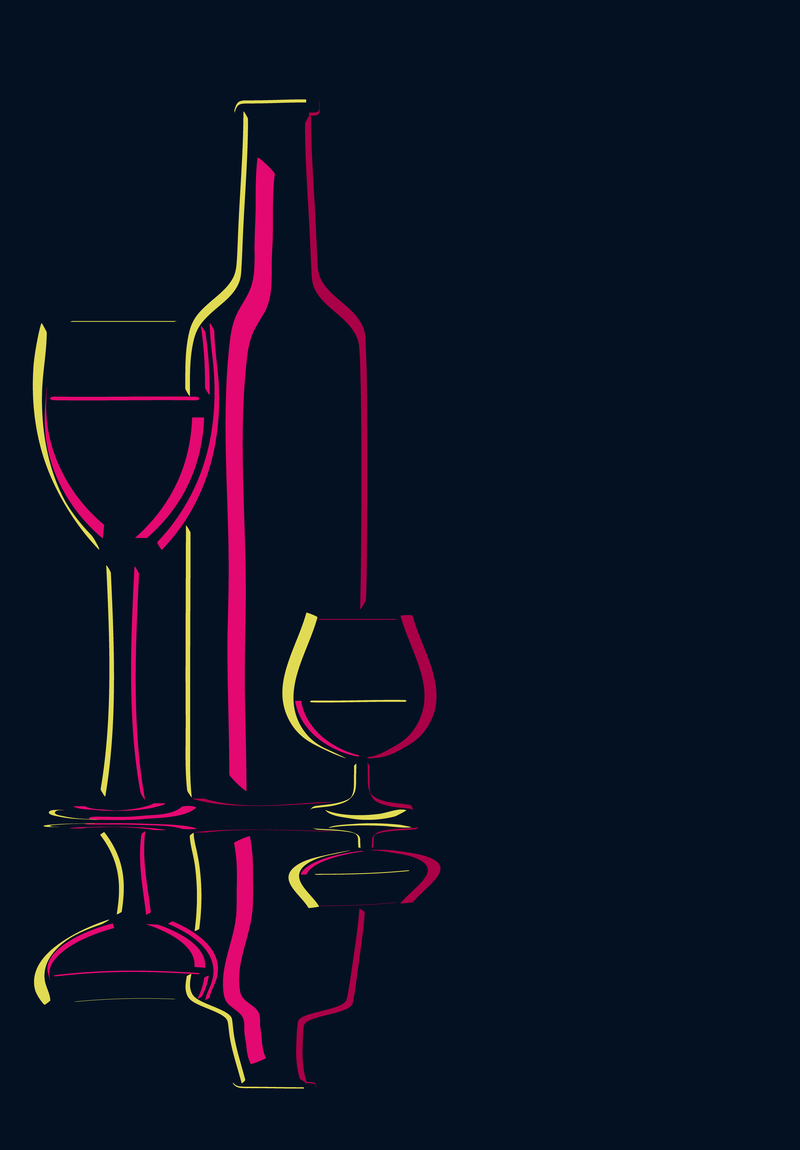 25+ Excellent Wine Bottle Mockup Templates & Designs - PSD ... |Wine Bottle Graphic Design