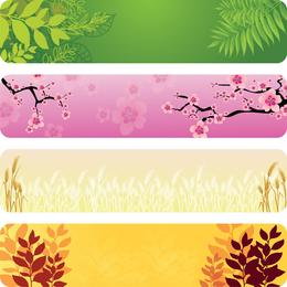 Banners Naturais