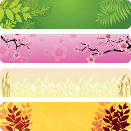 Banners naturales