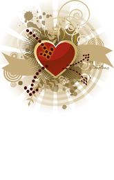 Herz, Spritzer und