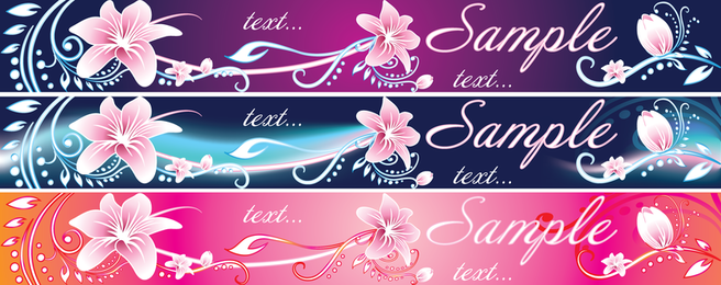 Lily Theme Banner