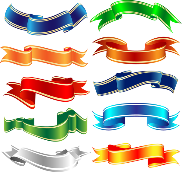 Banner Vector Variety