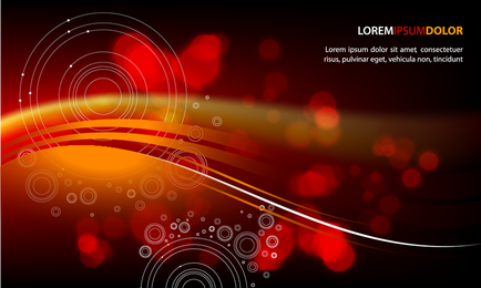 Symphony Banner Vector 2