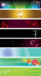 Background Banner Beautiful