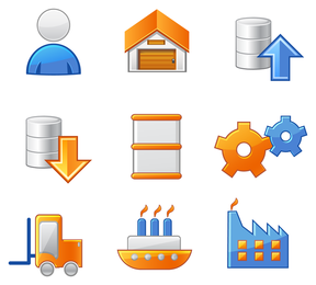 ícone naquan artigos industriais