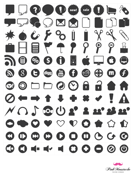 Collection of Misc Elements