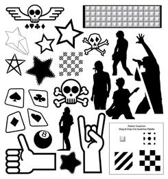 Colección punk