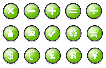 Green Orb Icons
