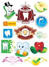 proteger los dientes icono de dibujos animados