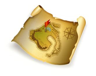 Navigationssymbol 1 Vektor