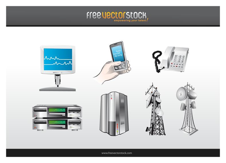 Iconos de comunicación 2